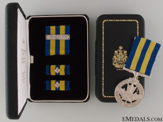 Police Exemplary Service Medal