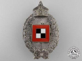 An Imperial German Prussian Observer's Badge by Meybauer; Published Example