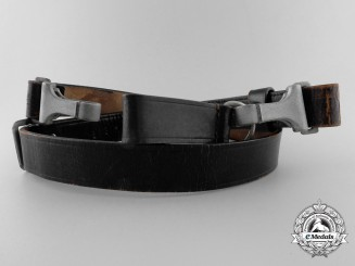 A Leather Shoulder Strap by F.W. Assmann & Söhne to 888 Croupon