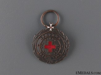 Red Cross Campaign Medal 1936-1939