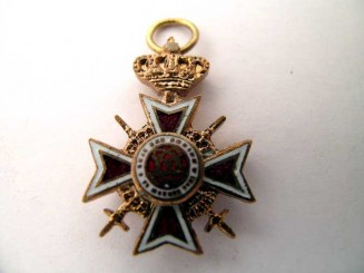 ORDER OF THE CROWN – MINIATURE