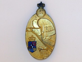 Pre-Military Badge First Class,