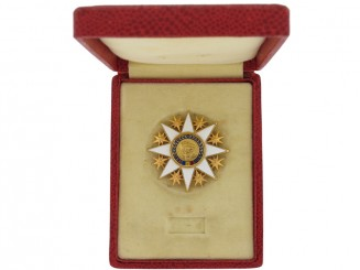 Order for Cultural Merit, First Class - GOLD