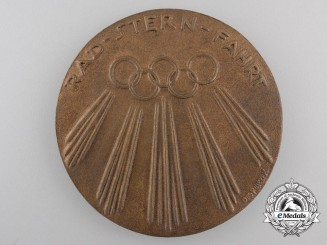 A 1936 IX Olympic Summer Games Table Medal