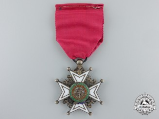 A French Made Most Honourable Order of the Bath; Knight Breast Badge