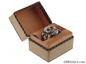 Silver SS Ring in Case