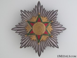 Society for Devotion to Service Breast Star