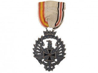"Medal of the Spanish ""Blue Division"