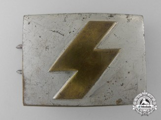A German Youth Belt Buckle; Large Insignia Version