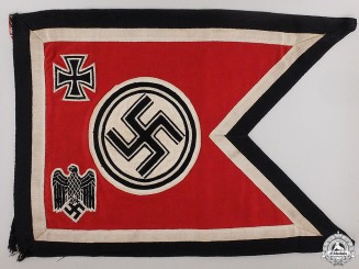 The Command Flag of the Chief of the High Command Wilhelm Keitel