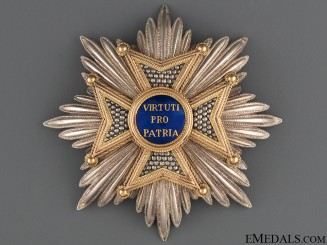 A Bavarian Military Order of Max Joseph c.1840
