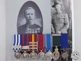 The Miniature Awards of Brigadier-General Winter; Royal Canadian Regiment