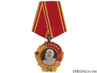 The Order of Lenin