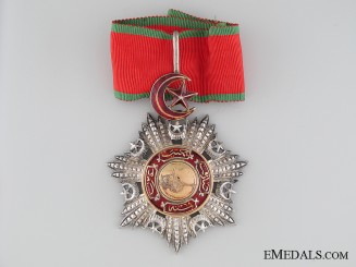 The Order of Medjidie; 3rd Class