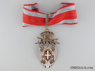 The Order of the White Eagle by A. Bertrand
