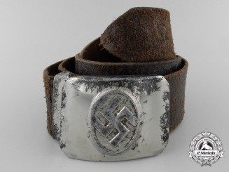 An NSDAP Youth Belt with Buckle