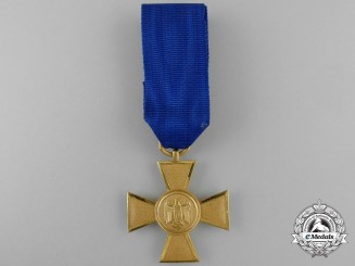 A German Wehrmacht/Army 25 Years Long Service Cross