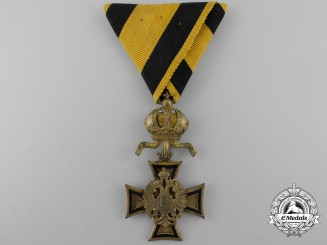 An Austrian First Class Long Service Cross for 50 Years