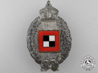 An Imperial German Officer's Observer's Badge by Meybauer, Berlin