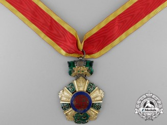A South Vietnamese National Order 1950-1975; Commander