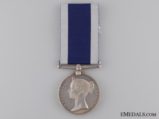 Victorian Naval Long Service & Good Conduct to the Coast Guard