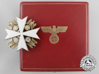 An Order of the German Eagle by Godet, Berlin; Second Class