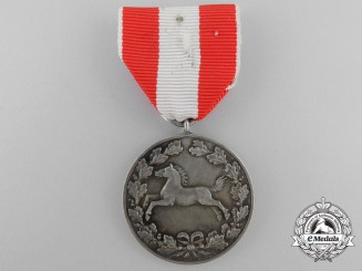 A Hanover Chamber of Agriculture Faithful Service Medal