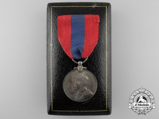 An Imperial Service Medal to Arthur Charles Bennett