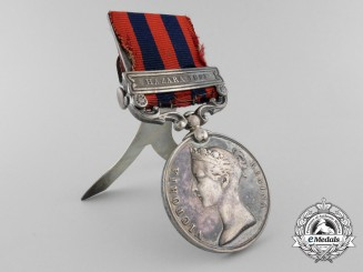 An India General Service Medal 1854-1895 to the Seaforth Highlanders