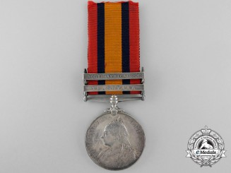 A Queen's South Africa Medal to the Electrical Engineers, Royal Engineers