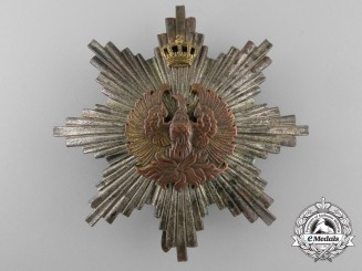 A Greek Order of the Phoenix; Grand Officer Breast Star