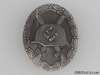 Wound Badge - Silver Grade by 65