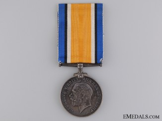 WWI British War Medal to the Royal Naval Volunteer Reserve