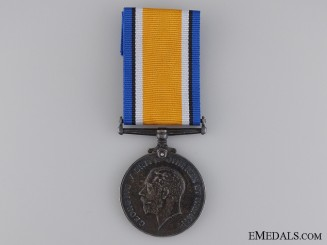 WWI British War Medal to the Eastern Ontario Regiment