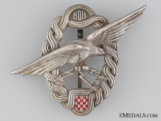 WWII Air Force Observers' Badge