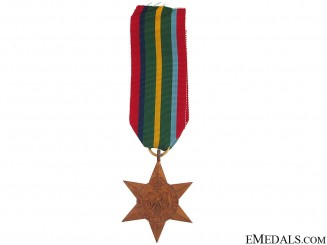 WWII Pacific Star