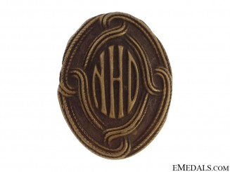 WWII Home Army Cap Badge
