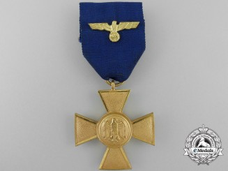 A Mint German Wehrmacht/Army 25 Years Long Service Cross
