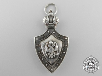 A 1902 Russian Imperial Benevolent Society Jetton
