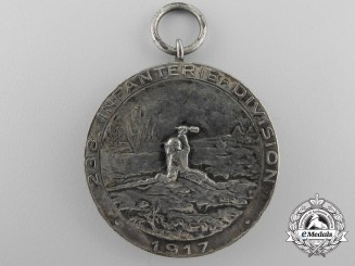 A First War German Imperial Bravery Award to the 238th Infantry Division