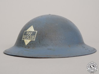 A Battle of Britain RAF Channel Rescue Helmet