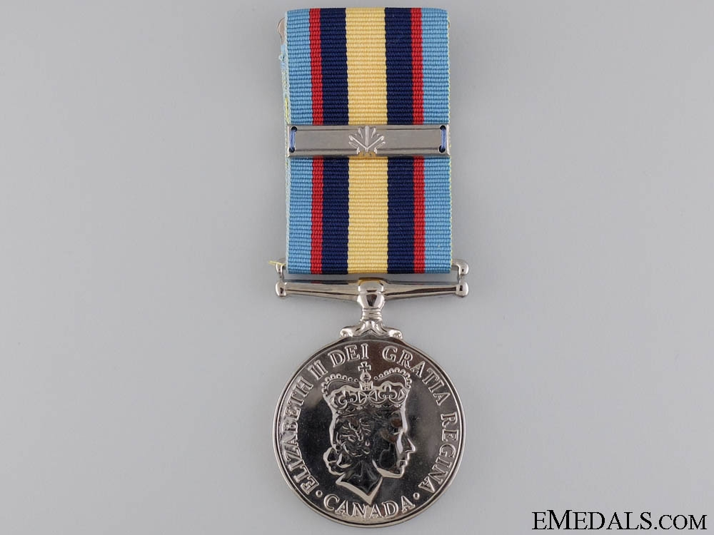 A 1991 Canadian Gulf and Kuwait Medal