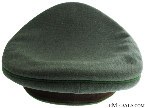 Reich Protection Police Officer's Visor Cap