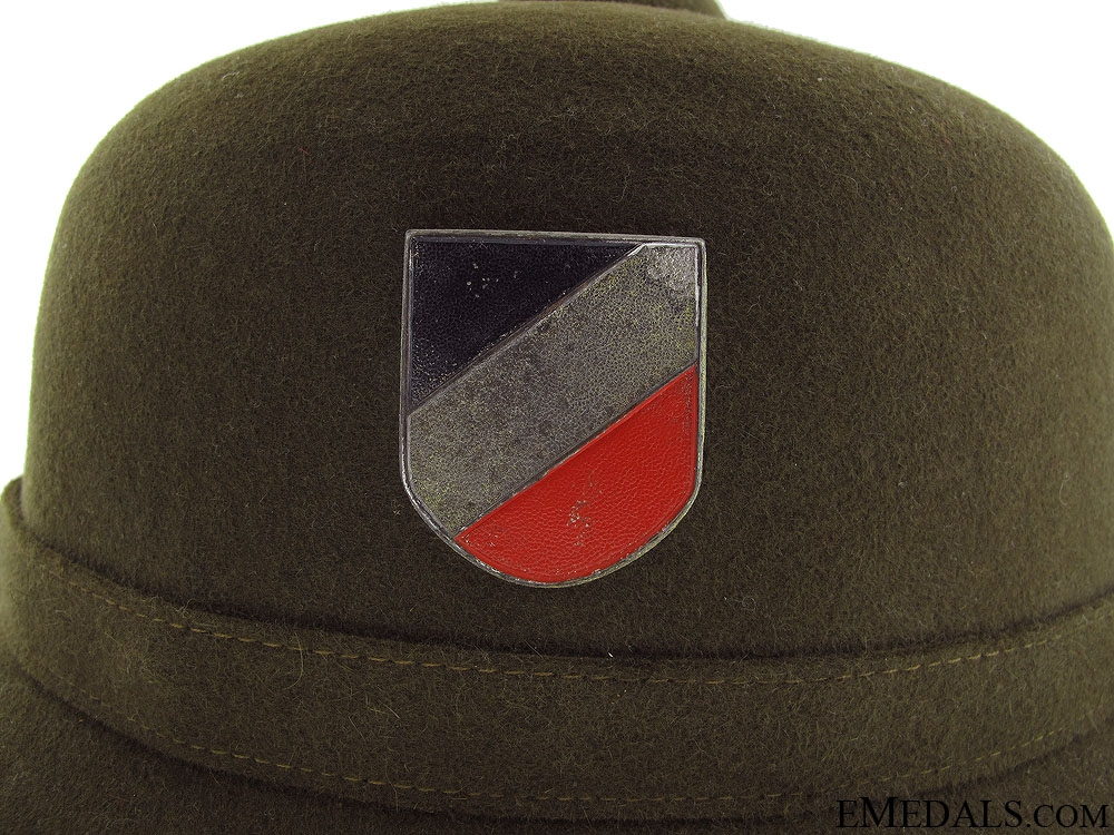 A First Model Wehrmacht Pith Helmet 1942