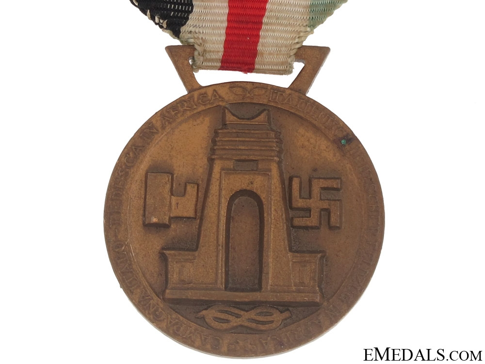 German-Italian Africa Campaign Medal