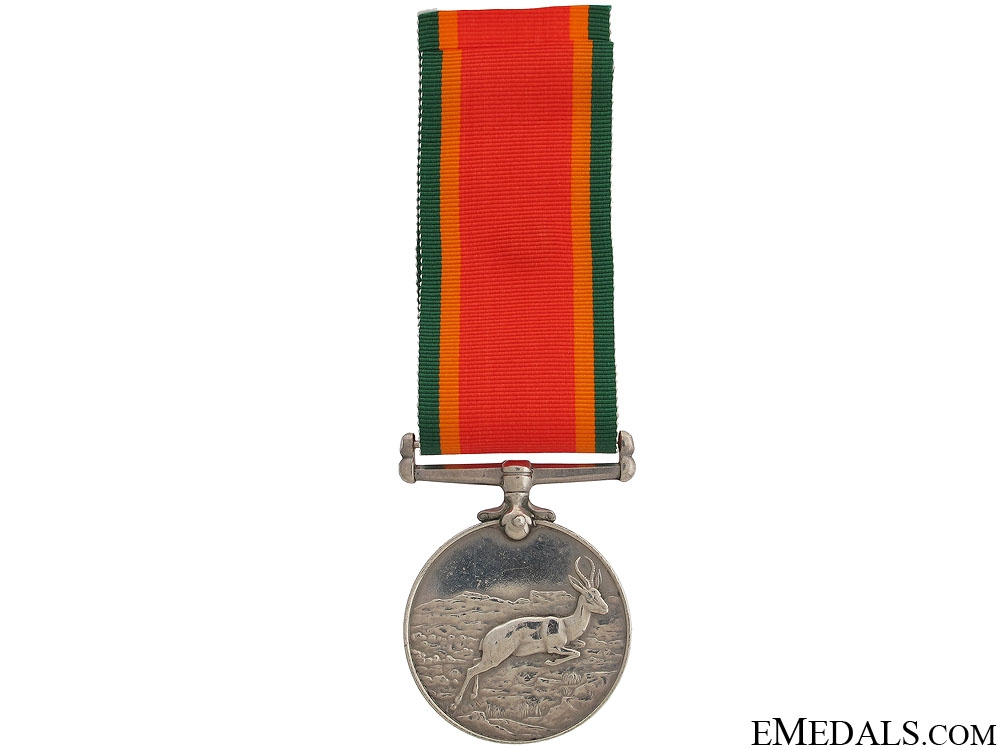 WWII Africa Service Medal 1939-1945