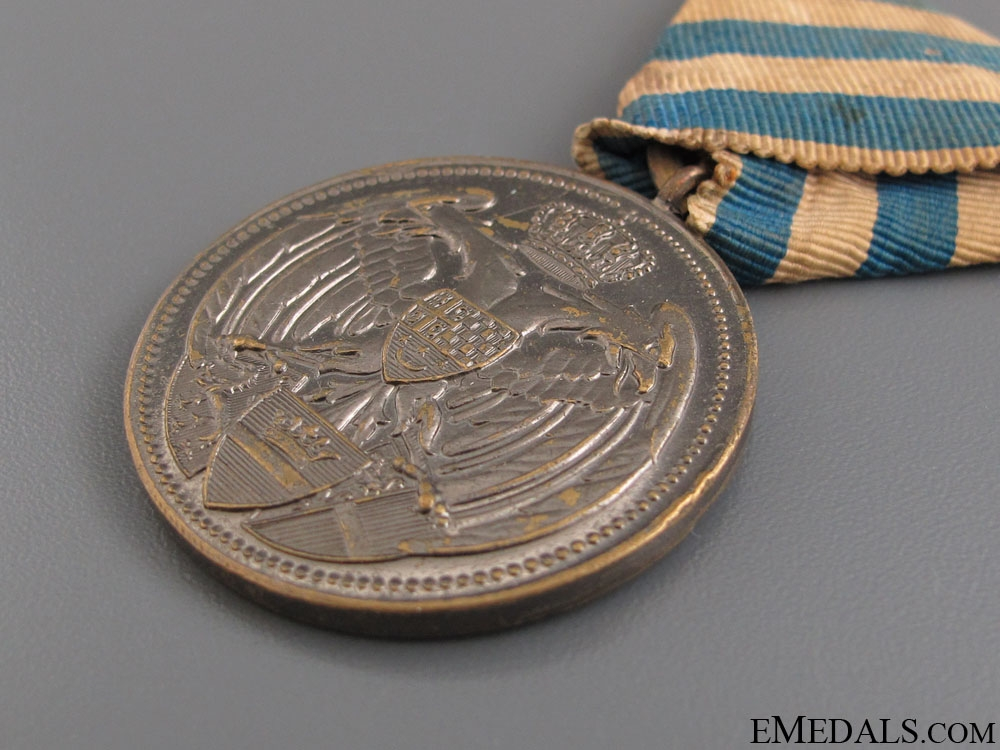 1918-19 Liberation of Northern Regions Medal