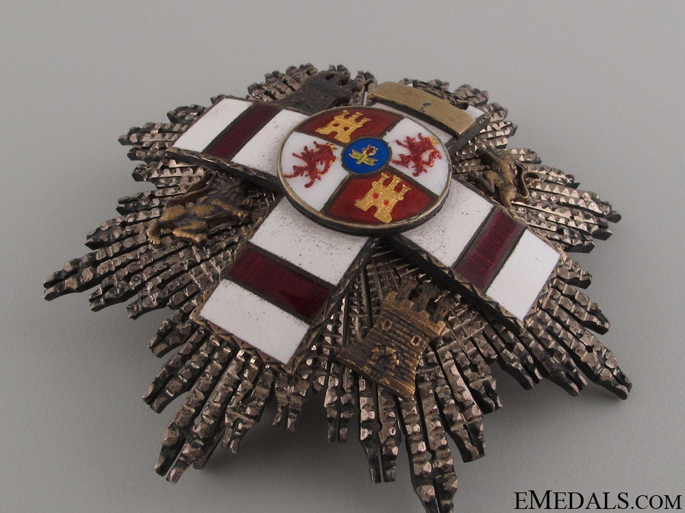 A Cased Order of Military Merit with White Distinction