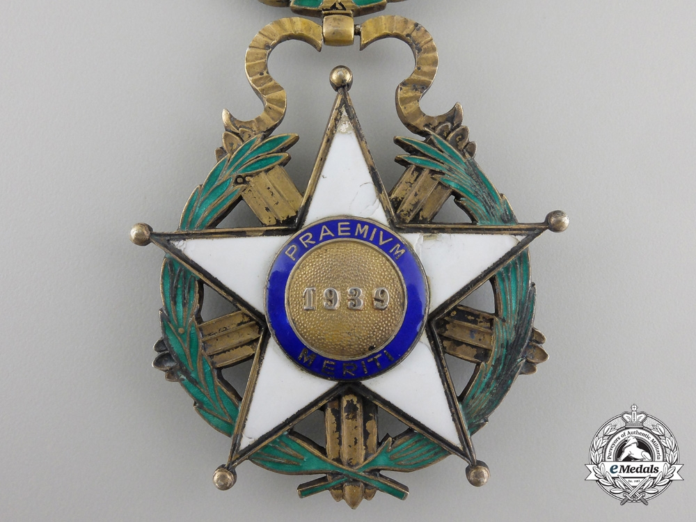 A National Order of Merit of Paraguay; Commander
