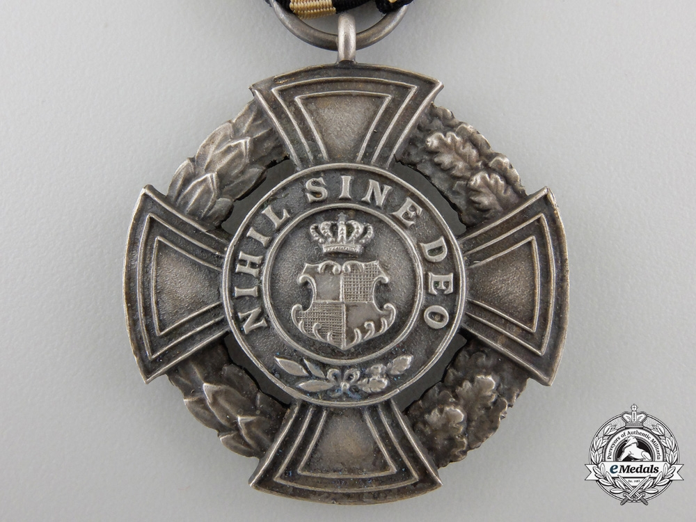 A Romanian Cross of the Royal House of Hohenzollern, 2nd Class, 3rd Model 1935